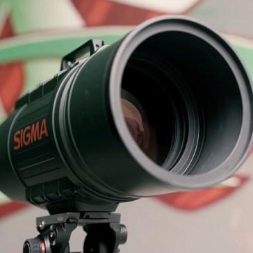 What it's like shooting Sigma's $26K 200-500mm F2.8 'bazooka' lens on a Sony a7 III