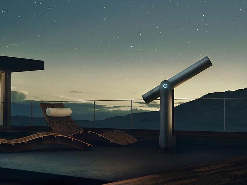 Vaonis announces $45,000 telescope camera with 61MP full-frame sensor, 1050mm optic