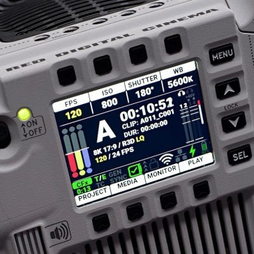 RED teases new cinema camera that appears to record 8K video at 120fps