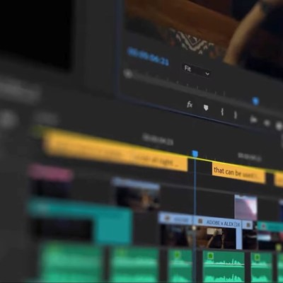 Adobe brings native Apple silicon support, automated Speech to Text transcription to Premiere Pro