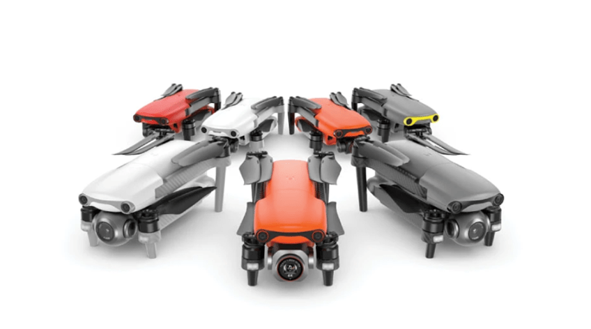 Autel takes on DJI Mini, announces the sub-250g EVO Nano and the EVO Lite