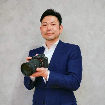 """Interview: Sony's Masaaki Oshima – """"The Alpha 1 is the first step towards the next decade"""""""