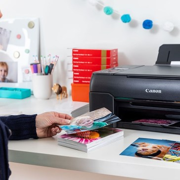 Canon announces two new PIXMA all-in-one wireless photo printers