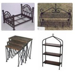 Sofa Mart Dining Tables Cheap 2 Seater Indian Handicrafts - Wrought Iron Furniture Exporter From ...