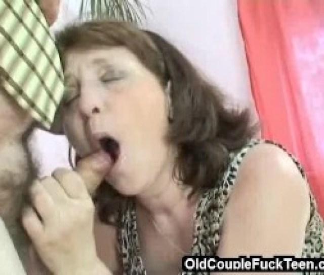 Sex Invitation From Old Couple