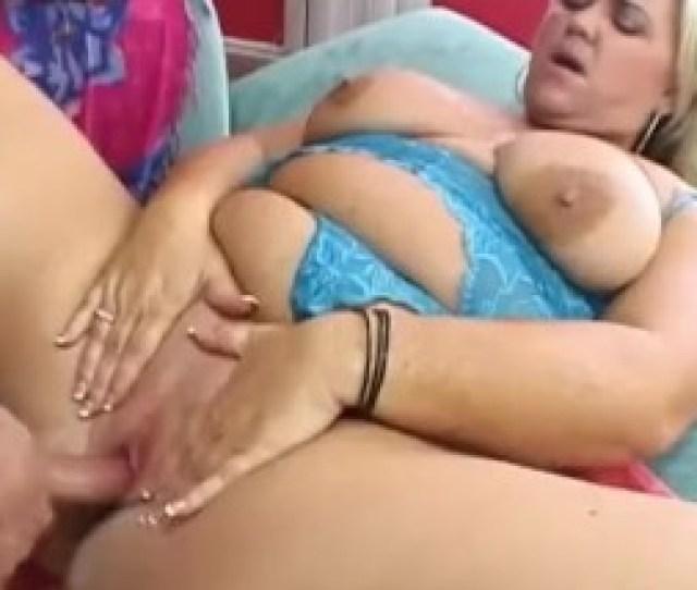 Big Damsel Rilee Payton Takes A Rail Cock