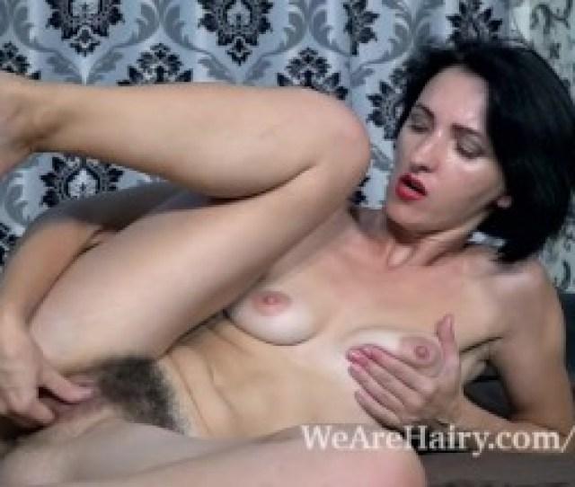 Aglaya Has Insane Climaxes After Masturbating