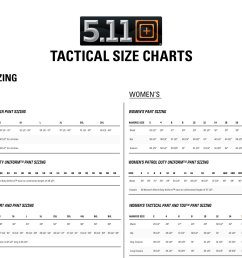 check 5 11 tactical sizing chart to find your pant size here  [ 1944 x 1444 Pixel ]