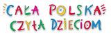 Logo akcji Cała Polska czyta dzieciom