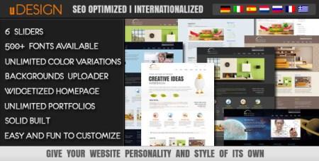 U-Design WordPress Themes