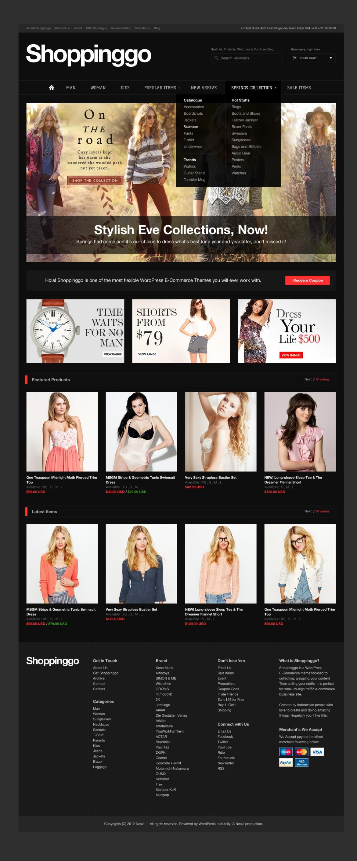Shoppinggo - WordPress eCommerce Theme - 14