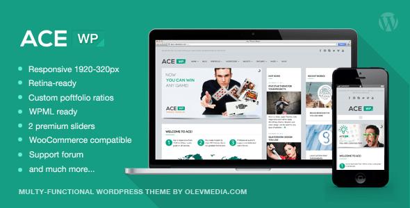 MetroStyle Responsive All Purpose WordPress Theme - 13