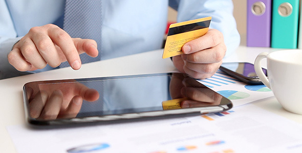 Credit Card Shopping Online - 2