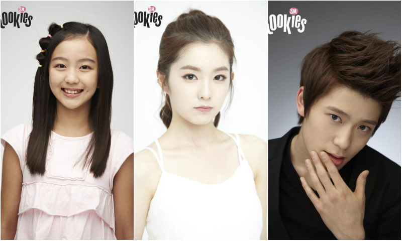 SMRookies Reveals Three More SM Trainees Lami Irene and