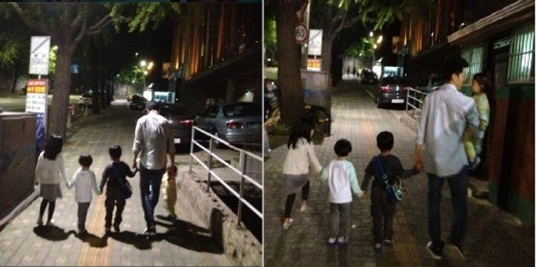 Sean: I Have Never Fought with Jung Hye Young in Our 10 Years of Marriage | Soompi