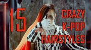 crazy -pop hairstyles soompi