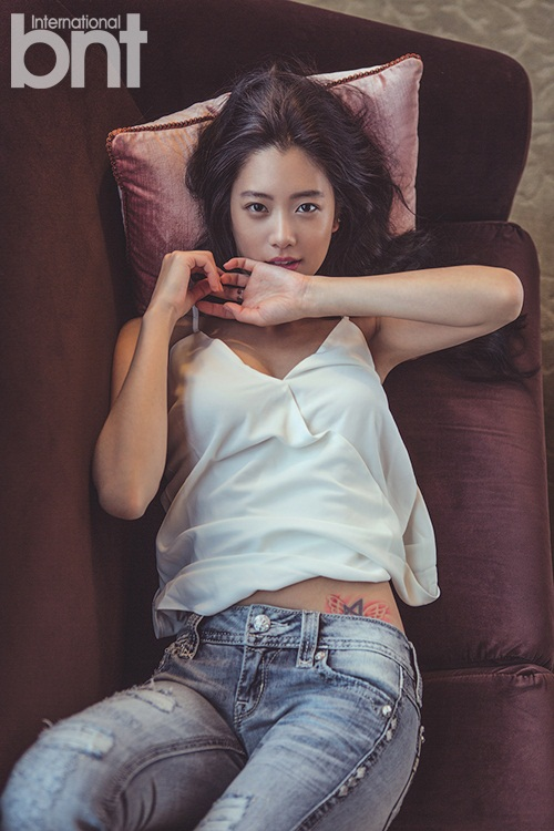 Actress Clara Picks Actor Ha Jung Woo As Her Ideal Type In