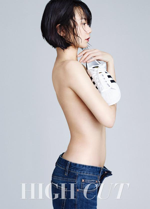 Bae Doo Na Is Sexy And Innocent For High Cut Pictorial