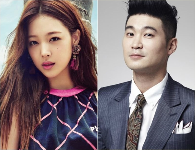 sulli-choiza 7 Selebriti Korea Ini Membuktikan Bahwa Perbedaan Usia Yang Jauh, Tak Menjadi Penghalang Dalam Menjalin Hubungan