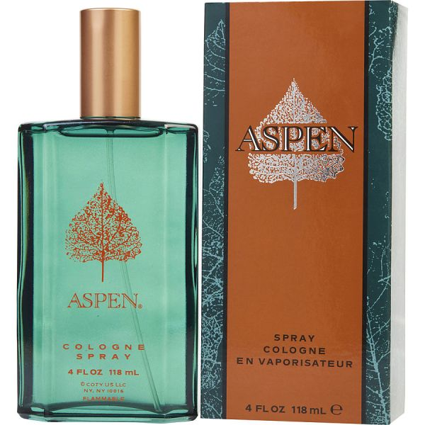 Aspen Cologne Men Coty