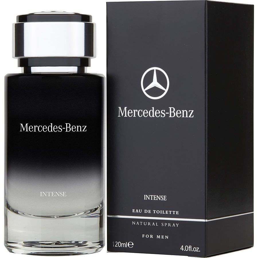 Mercedes Benz Intense Eau De Toilette