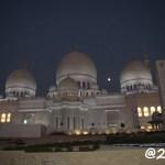 まるで漫画の世界の王宮!シェイク・ザイード・グランド・モスクを見に行こう! -アブダビ・UAE-|20.20