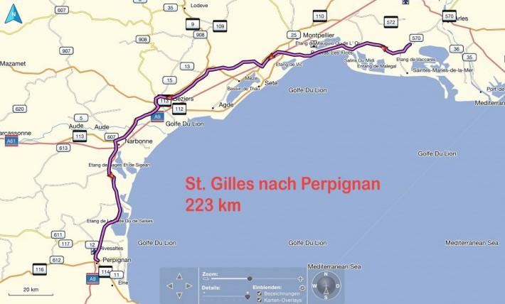 St.Gilles-Perpignan-Garmin-Basecamp-Map
