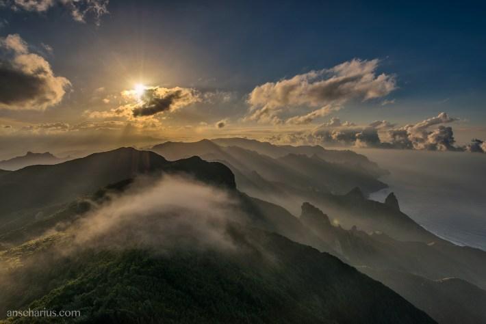 Anaga-Sunset