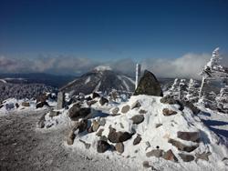 北横岳(北峰)