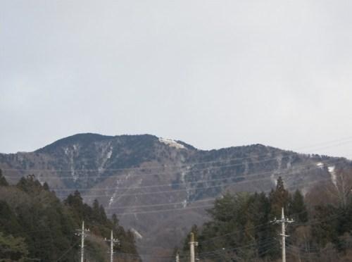 日本百名山「大菩薩嶺」(裂石より丸川峠経由唐松尾根周回)