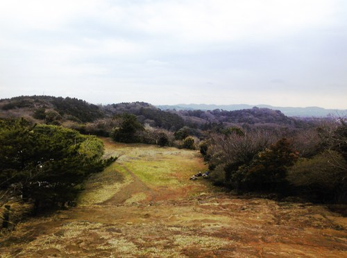 三浦「大平山」(鎌倉アルプス一周)
