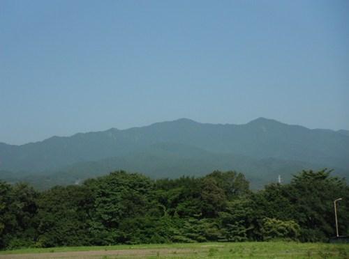日本二百名山「愛鷹山(越前岳)」(黒岳経由呼子岳周回)