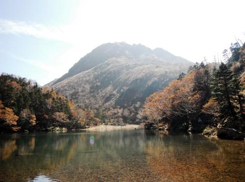 日本百名山「奥白根山(日光白根山)」(北尾根より五色沼周回)