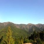 日本三百名山「高塚山」(蕎麦粒山南尾根経由)