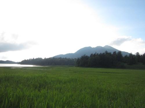 日本百名山「燧ヶ岳」(大清水より長英新道経由ナデッ窪周回)