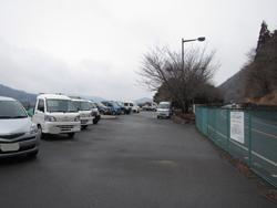 大棚沢広場駐車場