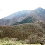 富士・御坂「雨ヶ岳」(竜ヶ岳~雨ヶ岳プチ縦走)
