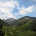 日本三百名山「山伏」(西日影沢より大谷崩周回)