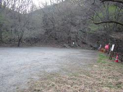 内山峠駐車場