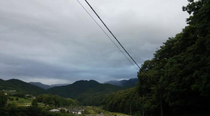 丹沢「鍋割山」(ボッカトレ3)