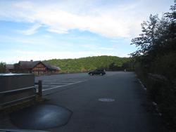 みずがき山自然公園駐車場