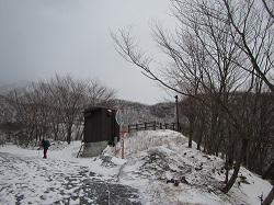稲荷川展望台