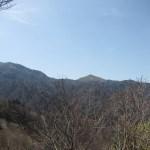 日本百名山「剣山」(尾根道経由大剱道周回)