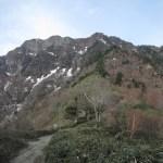 日本百名山「石鎚山」(表参道ピストン)