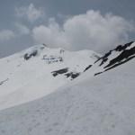 日本百名山「乗鞍岳」(畳平よりピストン)
