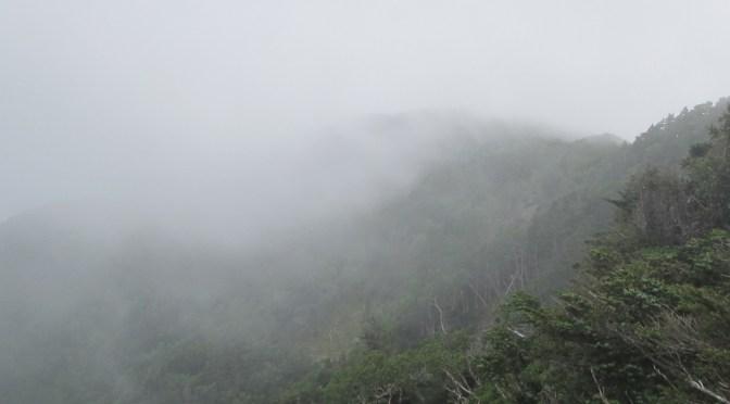 日本百名山「光岳」(便ヶ島より聖岳、光岳周回)