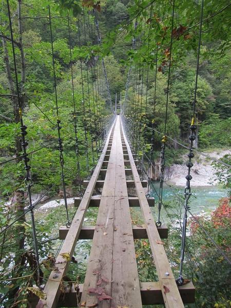東谷吊り橋