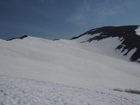 日本百名山「月山」