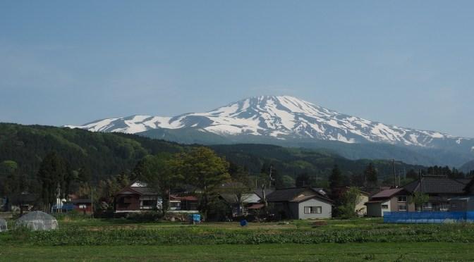 日本百名山「鳥海山」(鉾立より外輪山コースピストン)