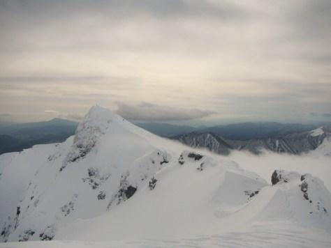 日本百名山「谷川岳」